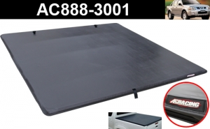 AC888-3001 Navara Soft Roll Up Tray Cover (All Years)