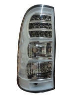 Toyota Hilux led taillights white housing